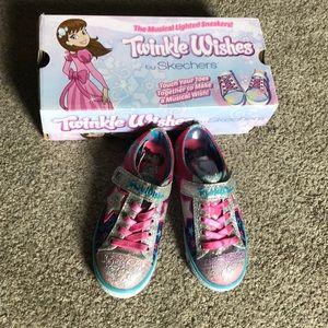 Skechers twinkle wish's shoes